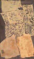 Valdemar Jordan (1925-2004), Swedish artist. Collage. Late 20th century.
