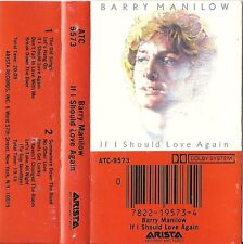 If I Should Love Again - Barry Manilow (Cassette 1981 Arista) USED VG