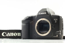 【NEAR MINT】 CANON EOS 3 Black 35mm SLR Film Camera Body Only from JAPAN #461