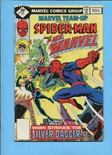 Marvel Team-Up #77 Spider-Man Ms. Marvel January 1979 Whitman Direct Edition