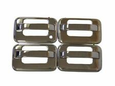 Ford F-150 2004-2010 Chrome Plated Stainless Steel Door Handle Covers 4 Door