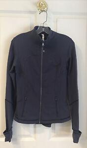 Lululemon Athletica Define Jacket Luon Runner Size 8