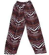 Vintage Zubaz Chicago Bulls Zebra Stripe Pants 90s Jordan Size Xs 18-20 Rodman