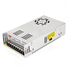 EPBOWPT 12V 30A Regulated Switching Power Supply Driver for LED Strip