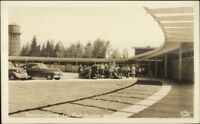 East Port Orchard WA Shopping Center ELLIS Real Photo Postcard