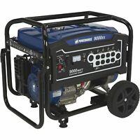 Powerhorse Portable Generator - 9000 Surge Watts 7250 Rated Watts Electric Start