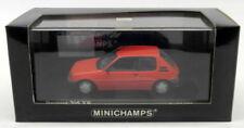 Voitures de tourisme miniatures MINICHAMPS pour Peugeot