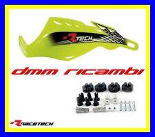 Paramani RACETECH Gladiator Easy universali Moto Motard Mini PitBike Giallo Fluo