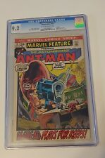 Marvel Feature #5 Ant-Man CGC 9.2