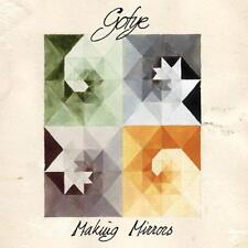 Gotye making MIRRORS-LIMITED DELUXE EDITION-NEW AND ORIGINAL CD + DVD