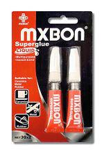 MXBON Superglue Liquid 2x3g x18