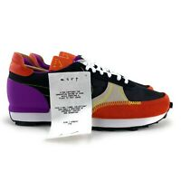 Nike Men's DBreak-Type Black Vivid Purple Running Shoes CJ1156-002 Size 9.5