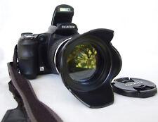 Fujifilm Finepix s6500fd Digital Camera! Big Kit, 2GB xD Card, DSLR Bag, Filters