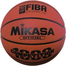 Mikasa Bq 1000 Indoor Basketball International Competition Game Ball Size 6