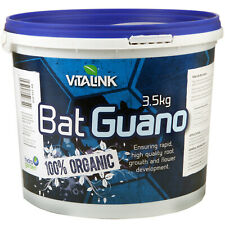 Vitalink Bat Guano 3.5kg Soil Additive Hydroponic Organic Substrate Conditioner