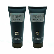 GENTLEMEN ONLY GIVENCHY HAIR & BODY SHOWER GEL DUO 2x75 ML/2.5 OZ.(PROMO SIZE)