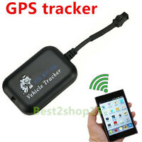 Mini GPS GPRS GSM Tracker car Vehicle SMS Real Time Network Monitor tracking US