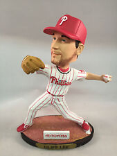 CLIFF LEE PHILADELPHIA PHILLIES 2012 BOBBLEHEAD SGA
