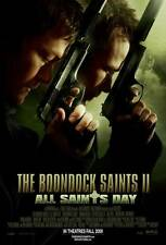 THE BOONDOCK SAINTS II: ALL SAINTS DAY Movie POSTER 11x17 Canadian Julie Benz
