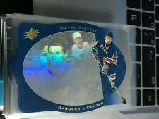 Wayne Gretzky 1996-97 SPx promo #39 rangers! CHN1!