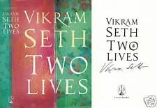 Vikram Seth - Two Lives - Signed - 1st/1st