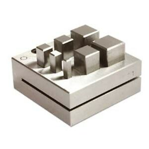 Disc Cutter 9mm to 21mm With Seven Punches For Square Shapes
