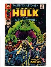 Tales to Astonish #101 (Mar 1968, Marvel) - Very Fine/Near Mint