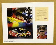 Jeff Gordon 1997 Nascar 11x14 Lithograph Print (scare)