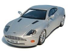 Nice 1/43 Aston Marin V12 Vanquish Supercar DeAgostini Hellas Ltd