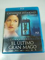 El Ultimo Gran Mago Catherine Zeta-Jones - Blu-Ray + Extras Español Ingles