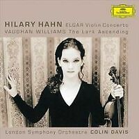 Violinkonzert Op.61/the Lark Ascending von Hilary Hahn , S... | CD | Zustand gut