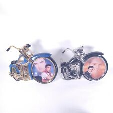 (2) Elvis Presley Bradford Exchange Dreams of Passion Love Cruiser - Dream Maker