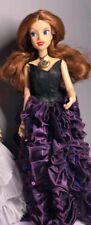 Disney Vanessa doll ooak 12 (from China)