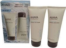 Dead Sea Water Hand and Foot Cream Duo, AHAVA,