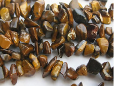"16""L Tiger Eye Gemstone Jewelry Loose Beads 1 Strands"