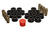 Energy Suspension 2.3109G Control Arm Bushing Set Fits 07-14 Wrangler (JK)