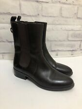RALPH LAUREN RRL Leather Chelsea Horse-bit Country Riding Mckenzie Boot 8.5