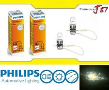 Philips Rally Vision H3 100W Two Bulbs Fog Light Plug Play High Wattage Upgrade