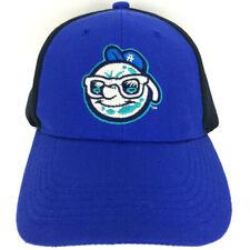 Asheville Tourists Hat Mr. Moon Logo Cap Minor League Baseball Colorado Rockies