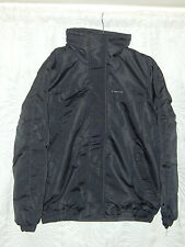 BNWT HEAD MACHINE WASHABLE CONCEALED HOOD CHARCOLE SPORTS COAT SIZE SMALL