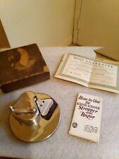 Vintage Kriss Kross Razor Stropper Sharpener Automatic w/ Original Box 1920s