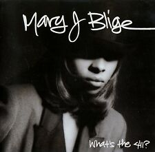 MARY J. BLIGE : WHAT'S THE 411? / CD