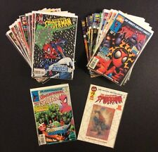 SENSATIONAL SPIDER-MAN #1 - 33 Comic Books #0 hologram FULL SERIES Marvel VF-NM