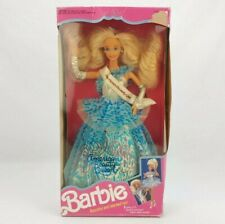 1991 Mattel Barbie American Beauty Queen Pageant Fashion Doll Bnib