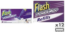 Flash 81188098 Power Mop Refill Cleaning Pads (4 Pack)