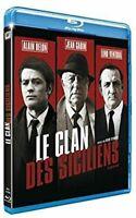 Blu Ray : Le clan des siciliens - Gabin / Delon / Ventura - NEUF