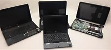 Hp Mixed Lot of 4 Parts and Repair Laptops (See detailed description)