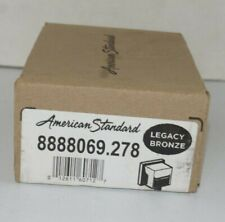 American Standard 8888.069.278 LEGACY BRONZE Square Elbow For Hand Showers