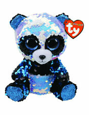 TY Flippables Beanie Boos REG Size 'BAMBOO' The Panda