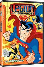 LEGION OF THE SUPERHEROES 2 / (STD) - DVD - Region 1